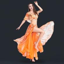 ROYAL SMEELA/皇家西米拉 肚皮舞上衣裙子套装 系列 - ZH8809(2802+6805)