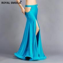 ROYAL SMEELA/皇家西米拉 肚皮舞左右镂空包臀裙-6811