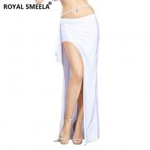ROYAL SMEELA/皇家西米拉 肚皮舞氨纶单开叉裙子-6821