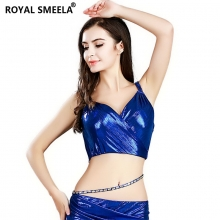 ROYAL SMEELA/皇家西米拉 氨纶PU背心-2807