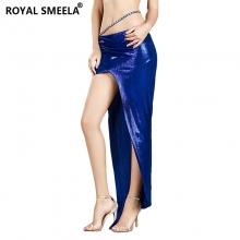ROYAL SMEELA/皇家西米拉 PU单开简单裙-6820